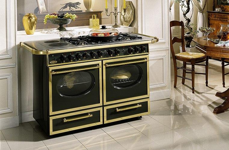Piano de cuisson chatelaine CHATELAINE PALACE 1100 Godin Bordeaux